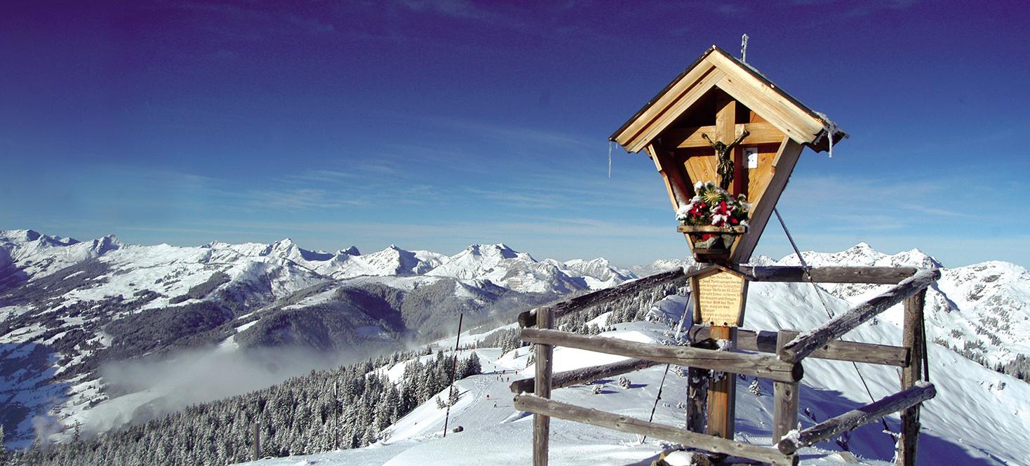 Die Winkleralm   Saalbach Hinterglemm   Winterurlaub