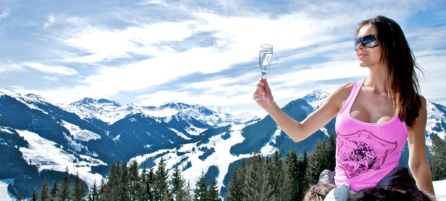Die Winkleralm | Saalbach Hinterglemm | Winterurlaub